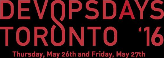 devopsdays Toronto 2016
