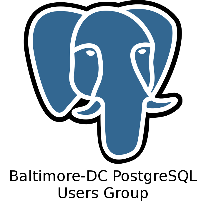 PostgreSQL Baltimore-DC Meetup