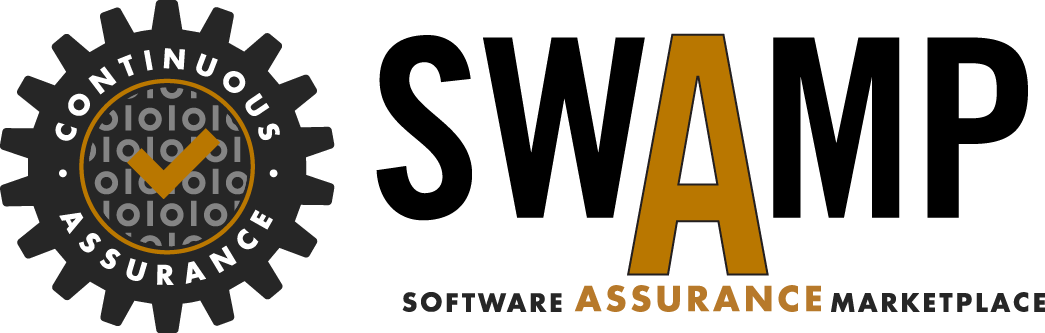 SWAMP, the Software Assurance Marketplace